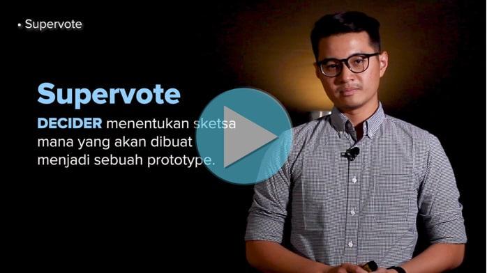 Glenn Super Vote