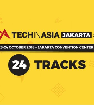 Tech in Asia Jakarta 2018 – Connecting Asia's tech ecosystem (Main Stage only)