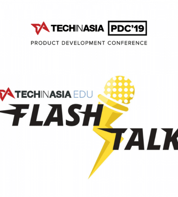 Flash Talk Tech in Asia PDC 2019