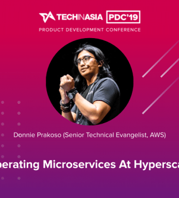Operating Microservices at Hyperscale – Donnie Prakoso (Senior Technical Evangelist, AWS)