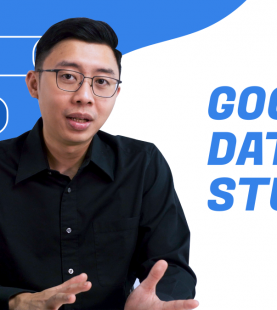 [PRE-ORDER] Visualisasi Data dengan Google Data Studio